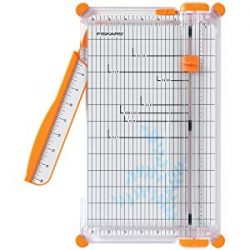 Image of Fiskars Deluxe Craft Paper Trimmer